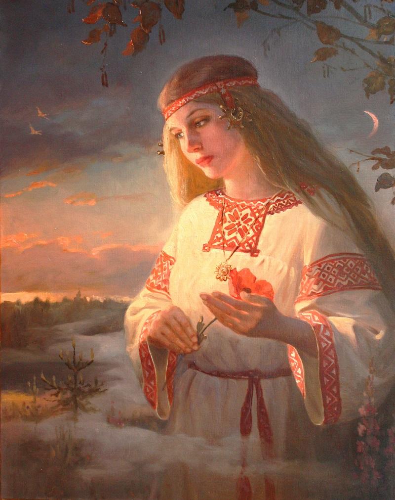 Художник Шишкин Андрей Алексеевич