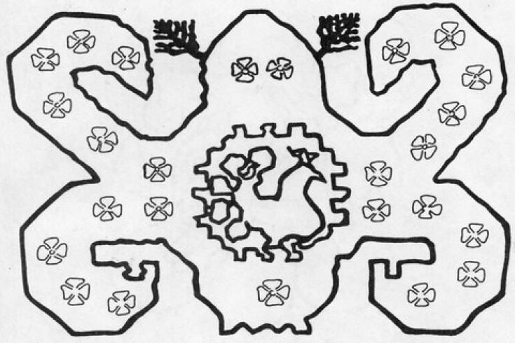 Образ лягушки в вышивке и мифопоэтических представлениях восточных славян
