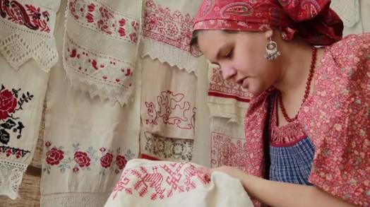 Музей русской вышивки