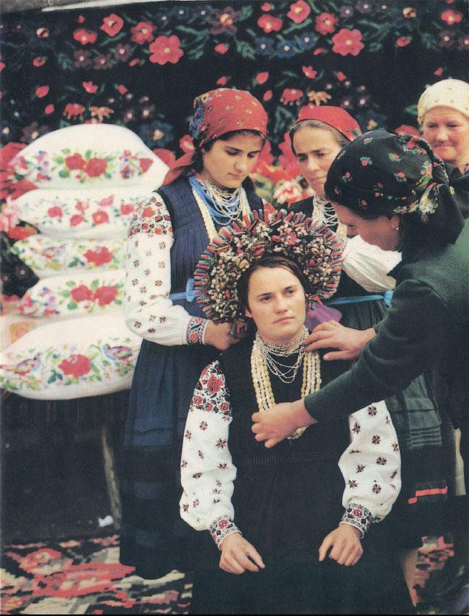 Обряжение невесты (Каменский район)