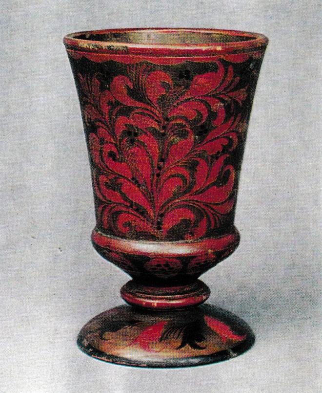 Бокал. Вторая половина XIX века