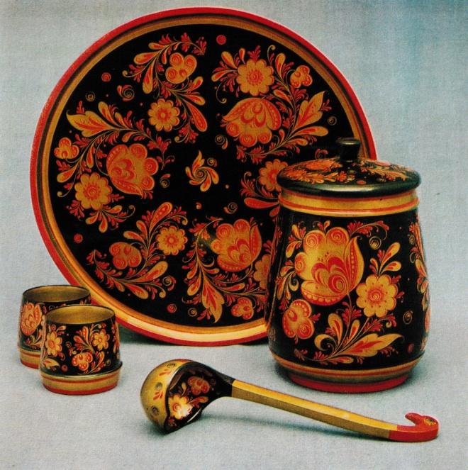 Набор для кваса. 1970