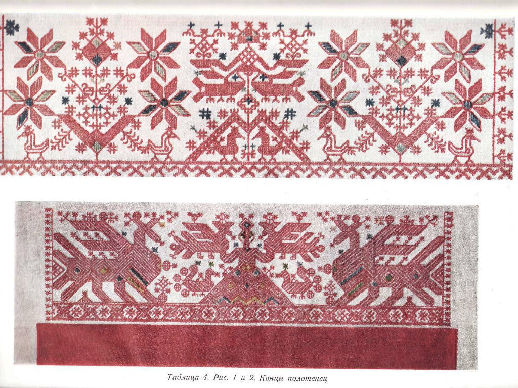 Виды вышивки традиционной 58