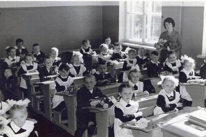 Школьная парта Эрисмана. Правильная осанка ребёнка при чтении и письме