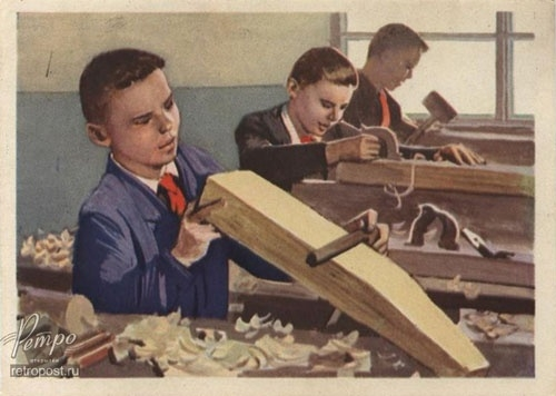 Своими руками на уроках технологии
