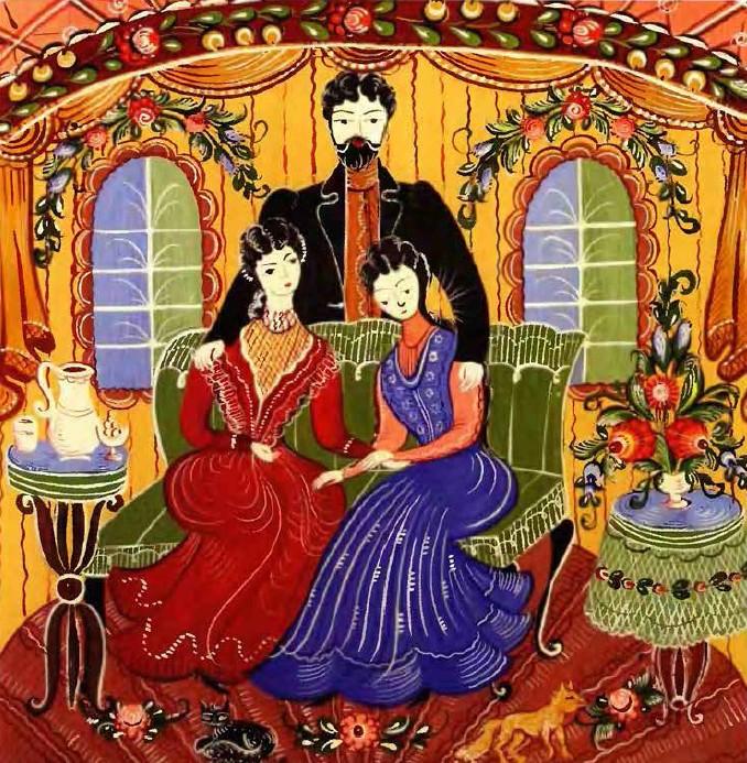 Резьба и роспись по дереву супрун