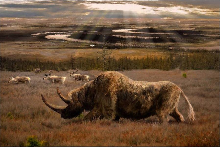 Velizar Simeonovski: звери и люди ушедших времен
