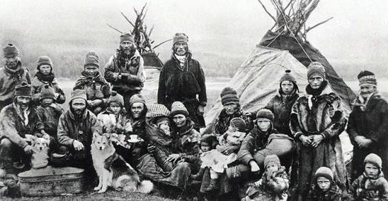 Лапландцы: самый мистический нация Европы