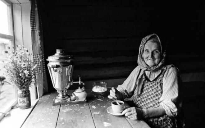 Баба Уля да бабища Дарёха