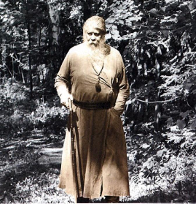Он написал: «…По ночам в тиши я пишу стихи…»  и ушел в монахи