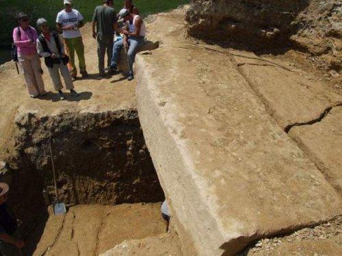 Bosnian Pyramids Giant Stone Blocks