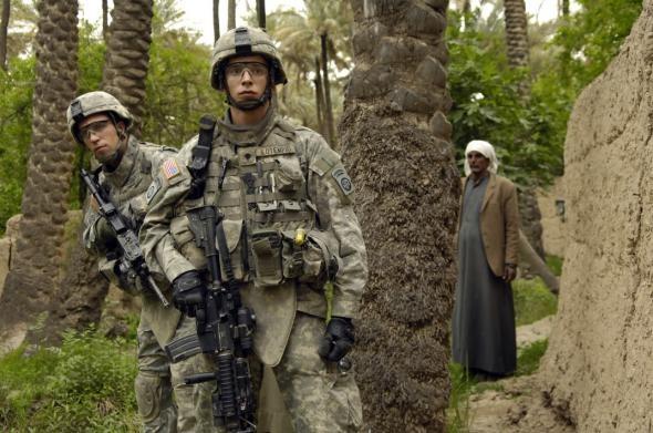 Американская армия - самый большой миф ХХ века. Часть II