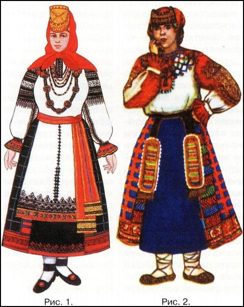 Одежда 19 века это женская