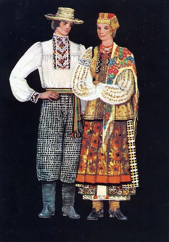 обнимает, костюмы украинского народа картинки получилось