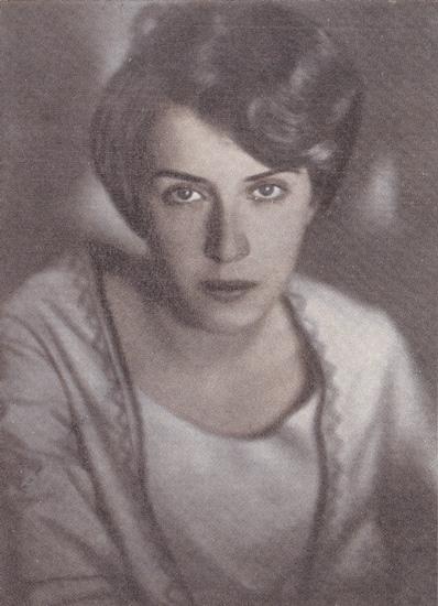 Музей истории города Иркутска - Архив — 27 августа 1903 в Иркутске родилась Наталья  Сац.