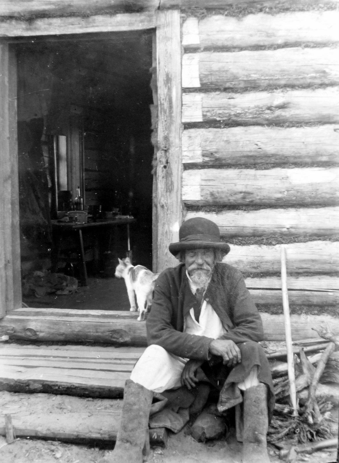 старые фото крестьян посетители