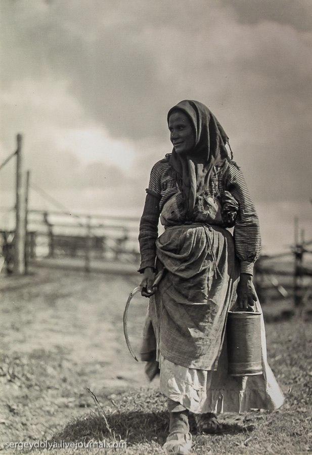 вот старые фото крестьян также работает