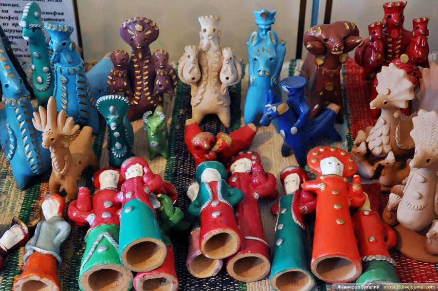 Абашевские игрушки картинки