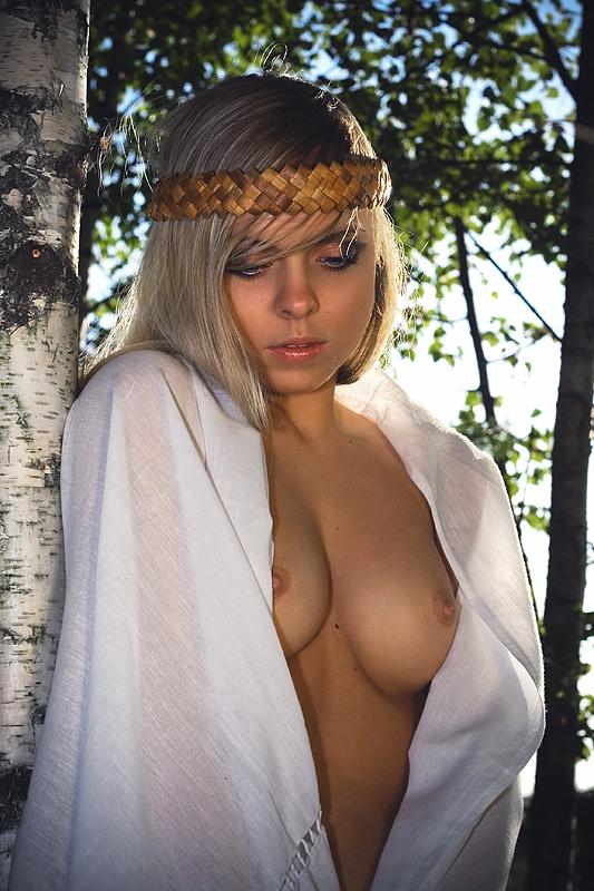 Голая знаменитая русская балерина #13