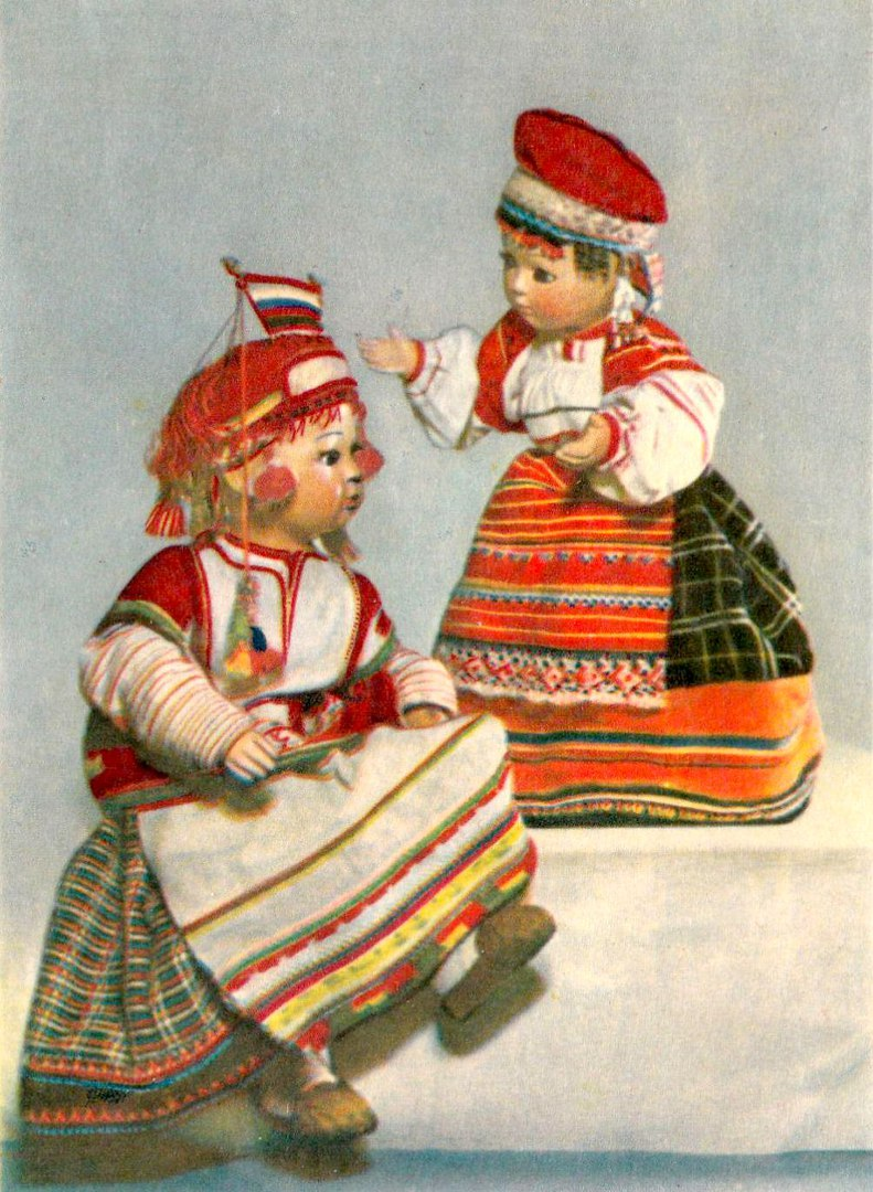 Открытке красивые, открытки в национальном костюме