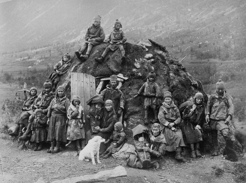 Насильственная ассимиляция саамов. Принудительная стерилизация в Швеции