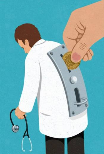 Как устроена платная медицина - исповедь московского врача