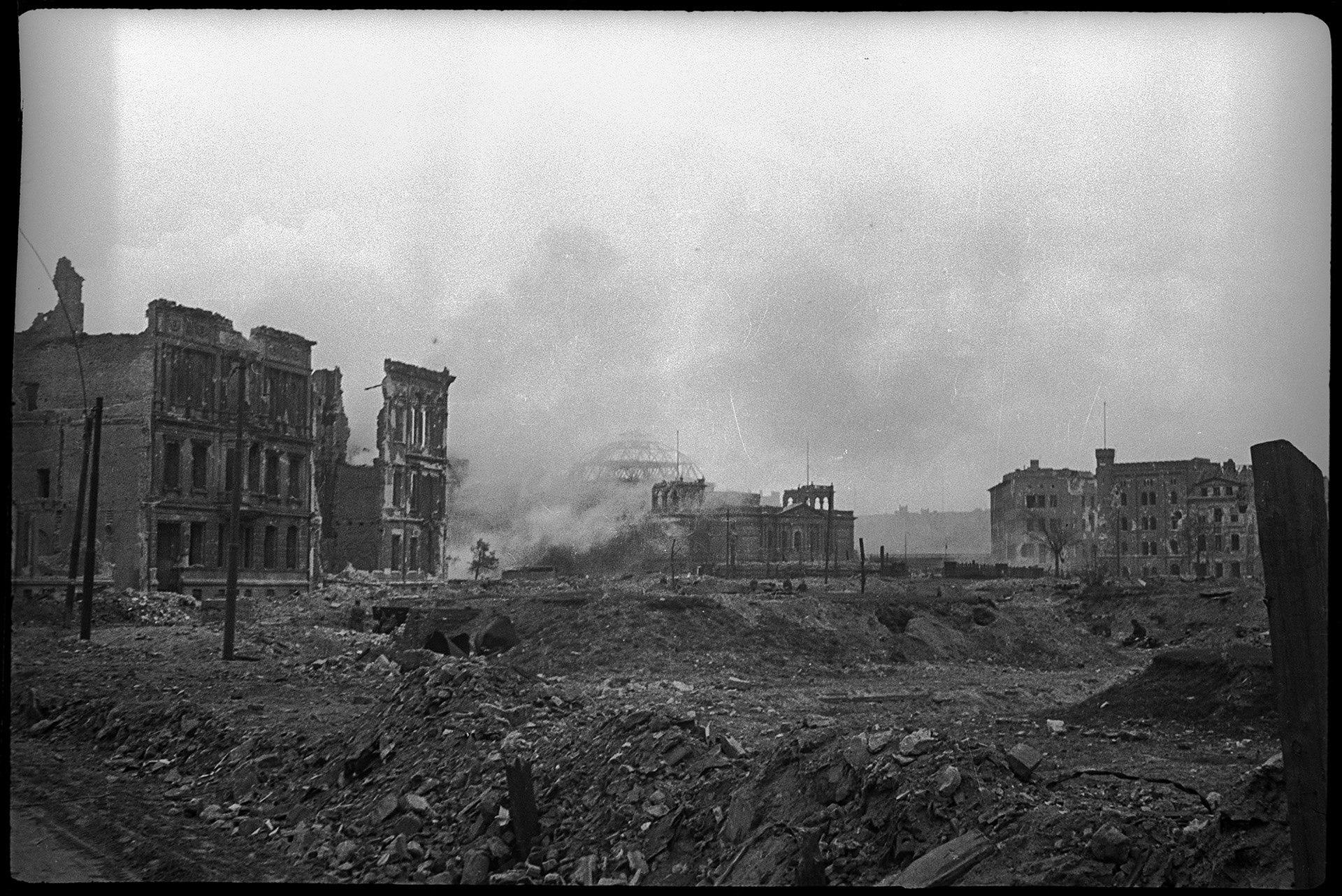 дело фото города в руинах вов процессы