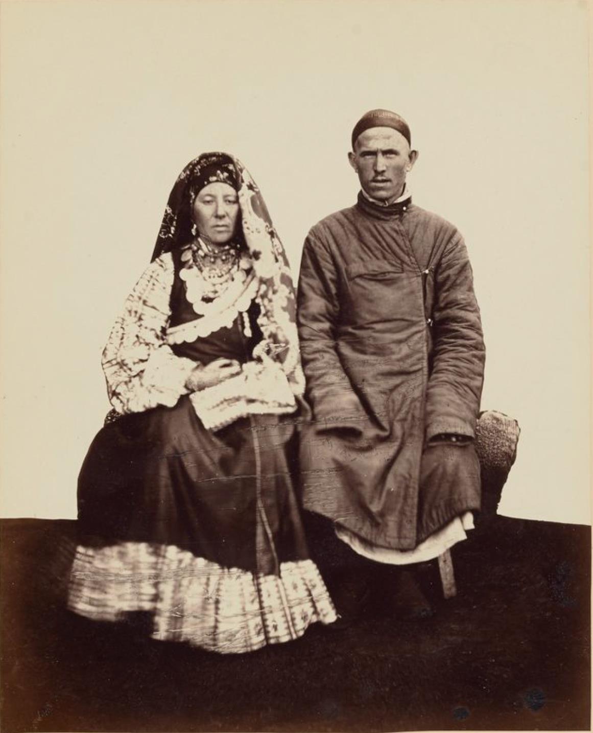 жилых дореволюционные фото татар символ
