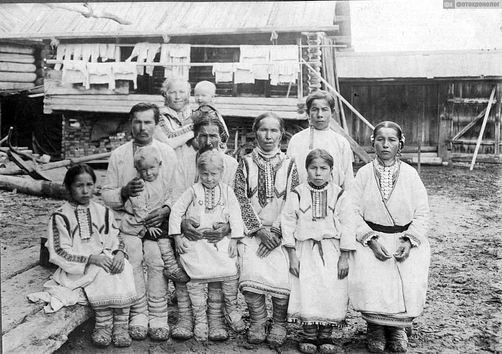 Марийский народ в картинках
