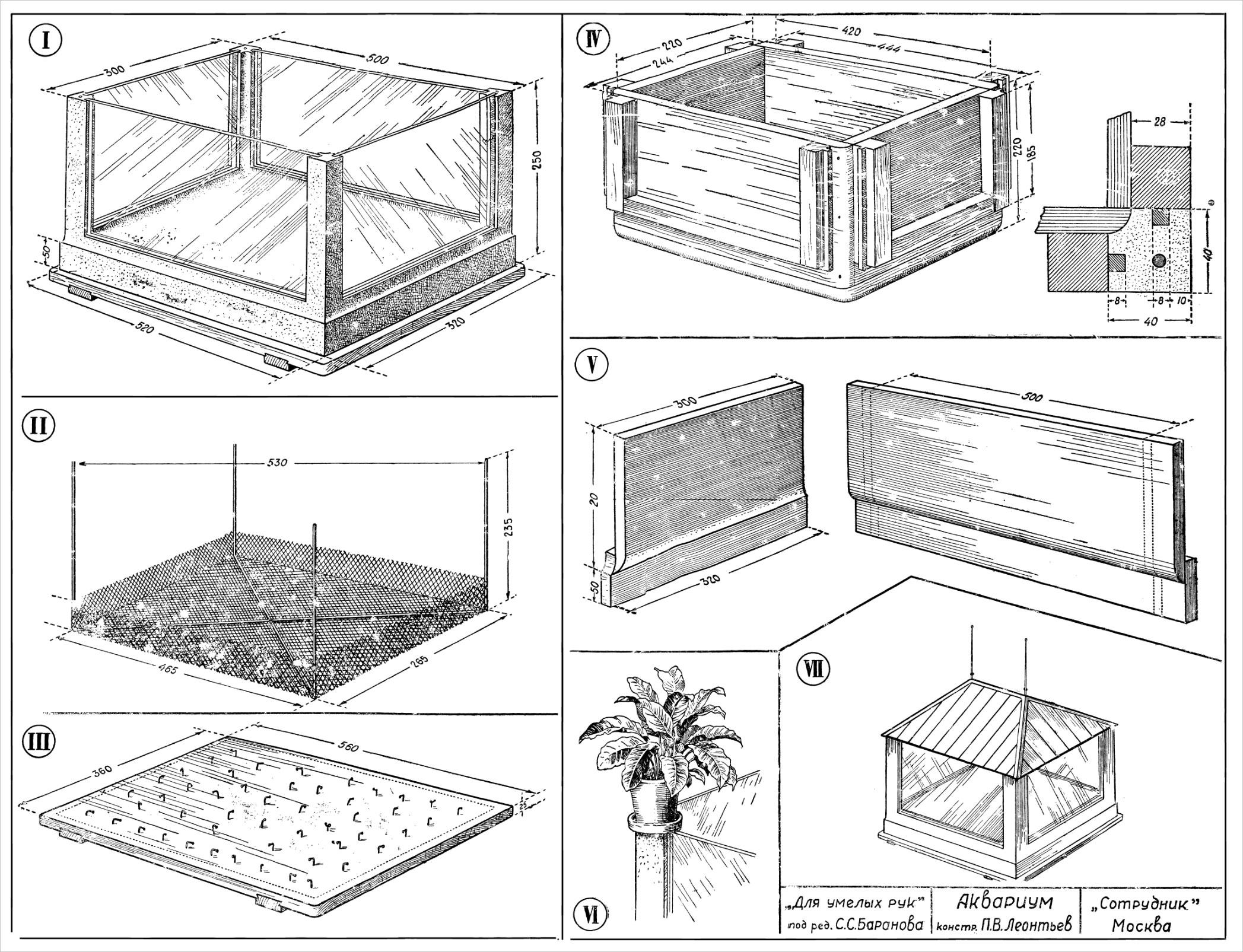 Бетон для аквариума строительство из керамзитобетона отзывы