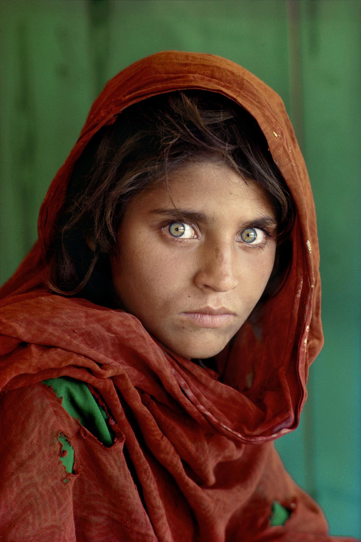 Фотограф Стив Мак-Карри (Steve McCurry): «Лицо человека может рассказать очень многое» [400 фото]