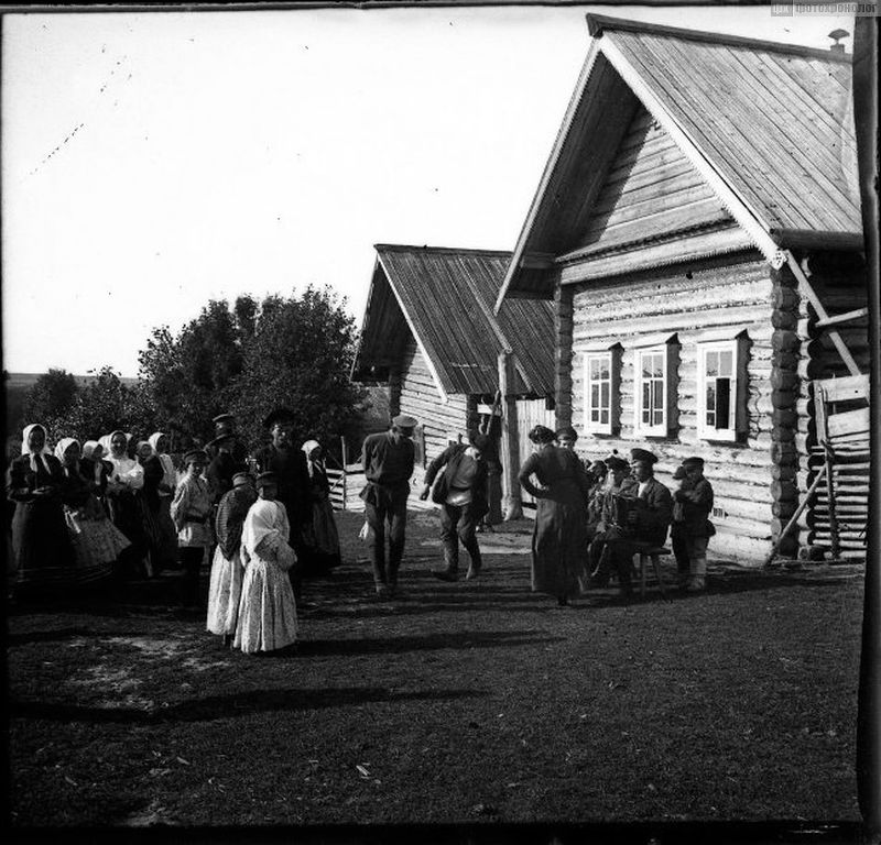 старинные фото пижанская волость яранский уезд передаче говорили