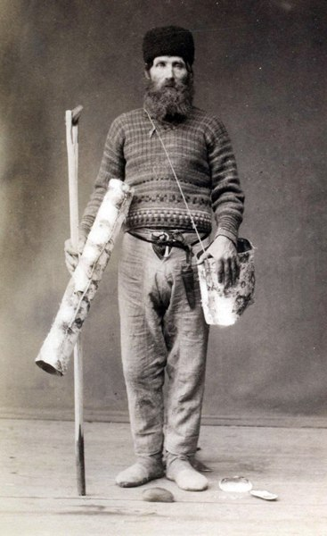 Ловец жемчуга. 1887 г. Автор Я.И. Лейцингер
